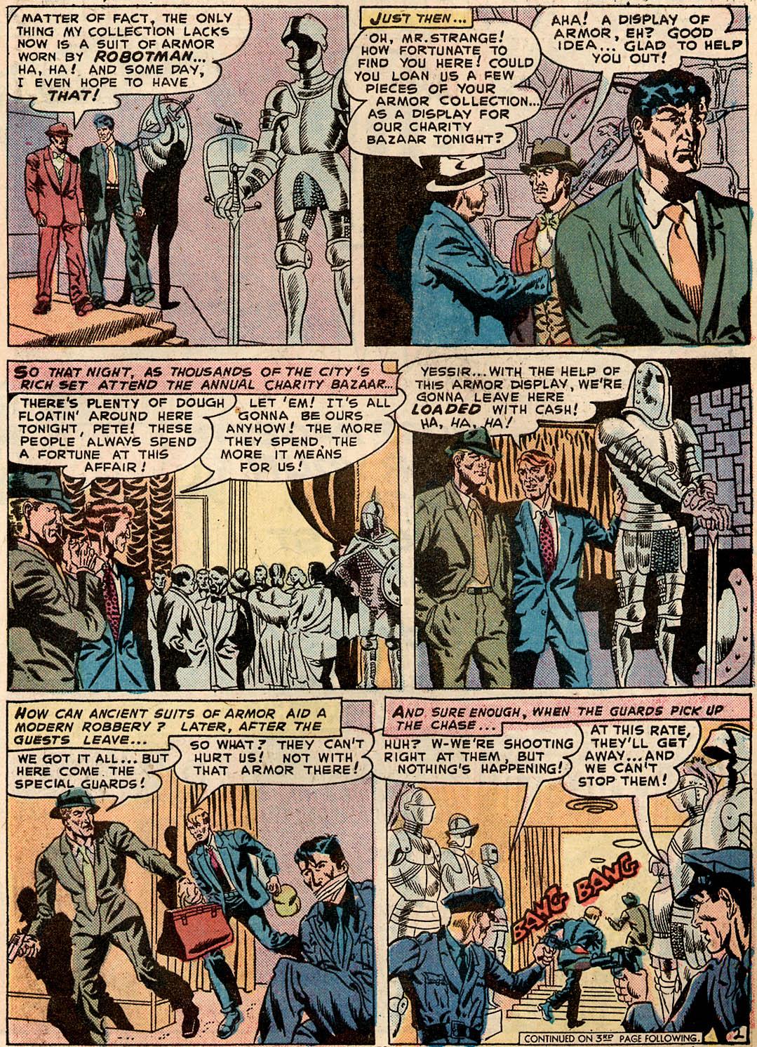Read online World's Finest Comics comic -  Issue #226 - 49
