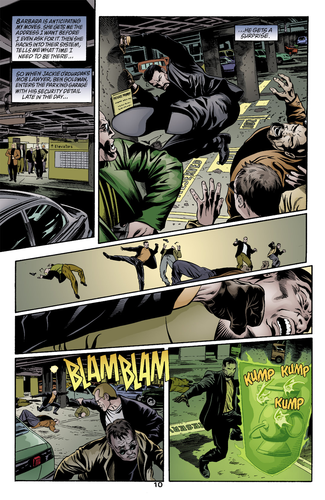 Detective Comics (1937) 786 Page 10