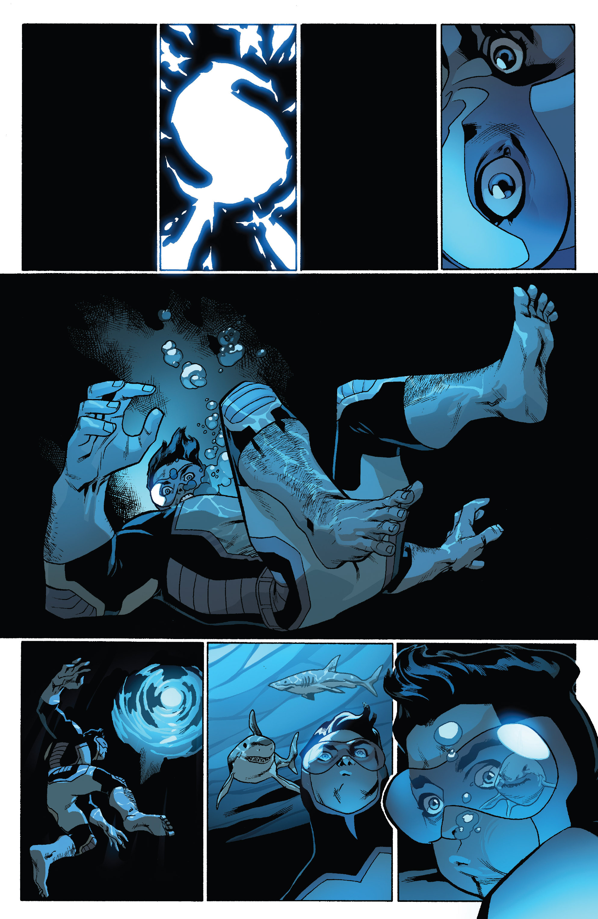 Read online All-New X-Men (2013) comic -  Issue #32 - 5