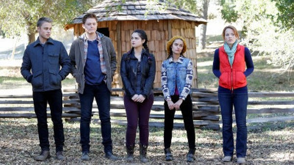 Switched at Birth - Season 2 Episode 03: Duel Between Two Women