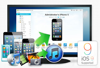 iPhone PC Suite 3.1.2 Free Download