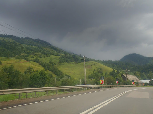 Zaczynają się rumuńskie Karpaty Wschodnie