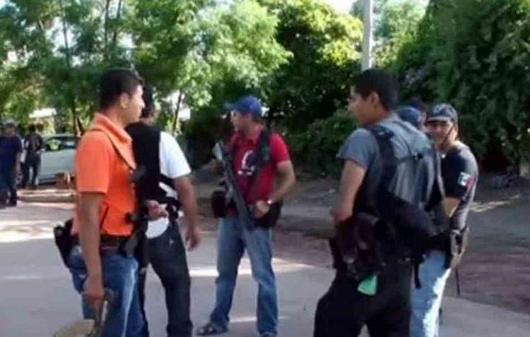 Crean grupos de autodefensas en Jalisco para hacer frente al crimen organizado
