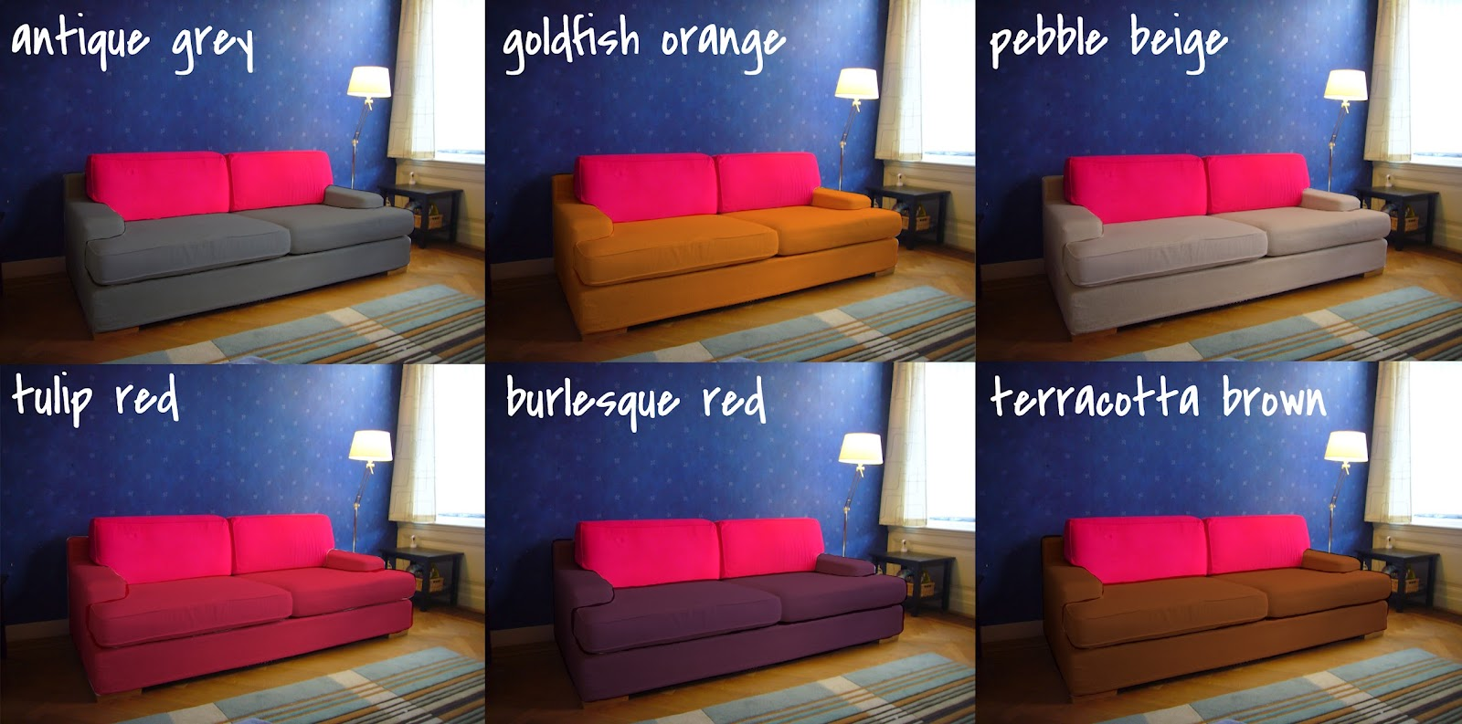 burlesque pink sofa grey canada aesthetic fauna brighter choices virtual dyeing round twee