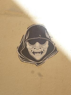 Samurai-Maske || Paperwork || Montpellier || Frankreich