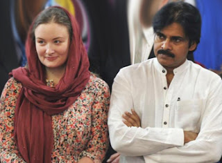 Pawan kalyan Wife