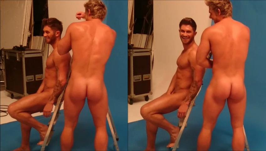 Craig chalmers naked excited too