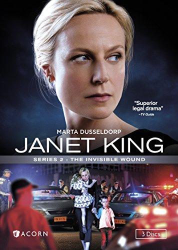 Janet King (2017-) ταινιες online seires xrysoi greek subs