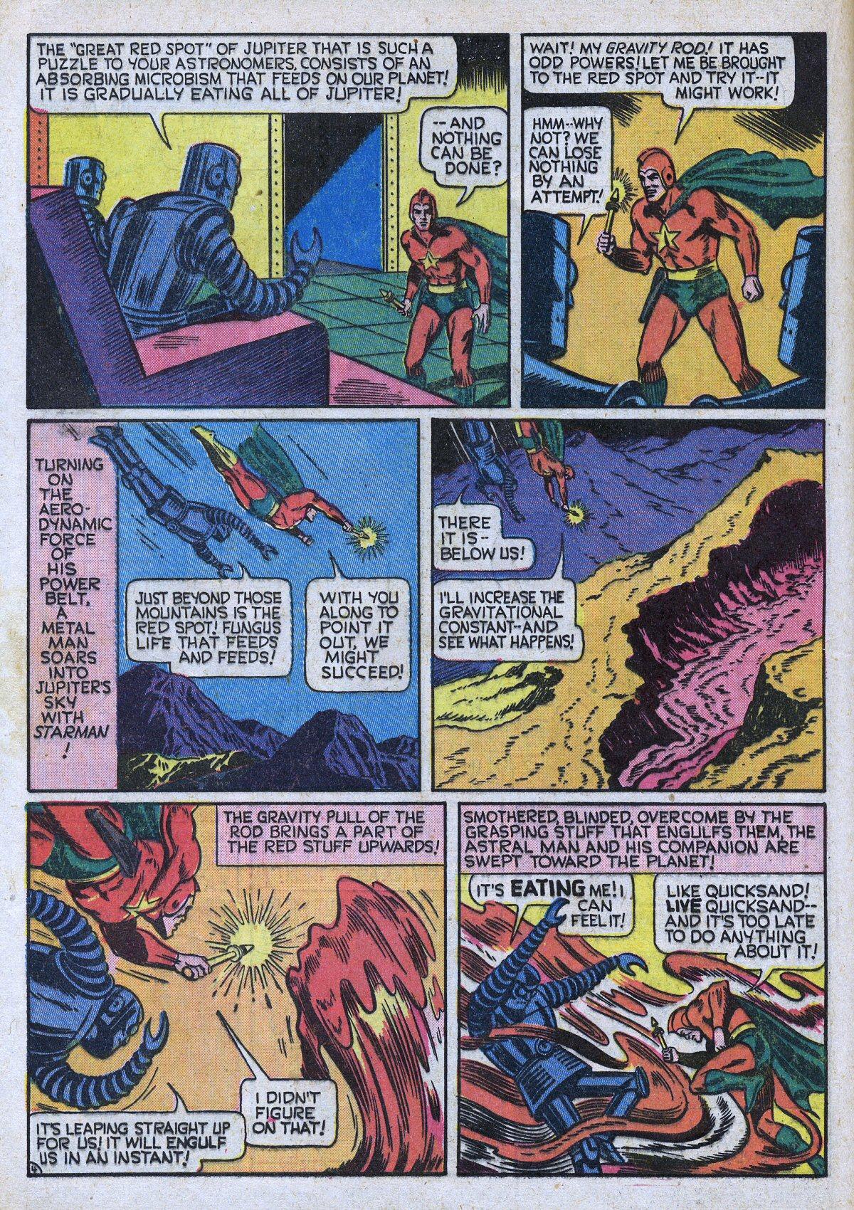 Read online All-Star Comics comic -  Issue #13 - 30