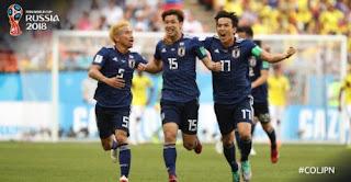 Kolombia vs Jepang 1-2 Highlights - Piala Dunia 2018