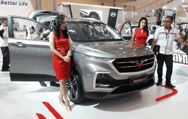 Mobil Wuling Pameran GIIAS 2019