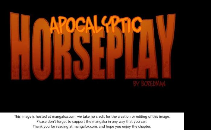 Apocalyptic Horseplay - Chapter 5