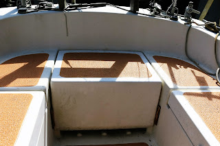 Fuel tank cover- Sailing HideAway