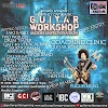 Guitar GCI Tangerang Presents Guitar Workshop - Modes Improvisation Tangcity Mall Tangerang