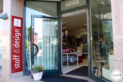 """Stoffladen """"Stoff & Design"""" in Erfurt"""""""