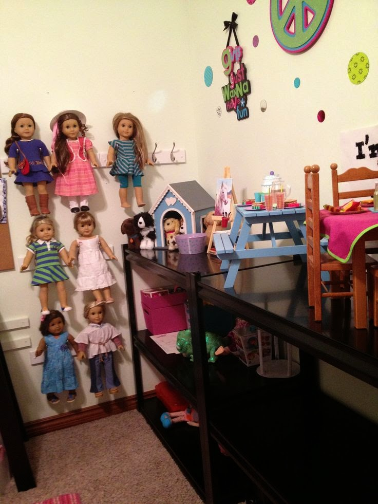 Her Obsession Errr My Obsession Doll Storage Amp Clothing