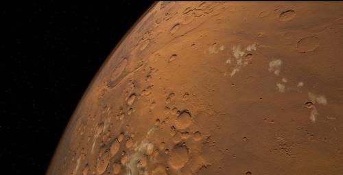 Người dùng trước khi đổ bộ lên hành tinh đỏ sẽ được khám phá 40 km vuông bề mặt hành tinh này từ trên cao bằng những hình ảnh chụp bởi thiết bị HiRISE của Tàu thăm dò Quỹ đạo Sao Hỏa.