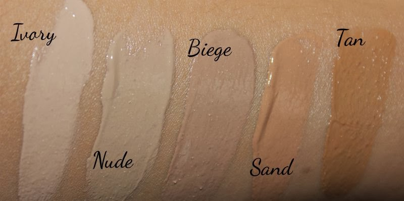 Flawless Finish Foundation by e.l.f. #6