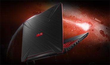 laptop asus, laptop asus gaming, asus TUF Gaming FX705, FX705GE-EW165T, laptop asus core i7
