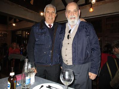 Antonio Herrero y M. Jorques el 03/03/2018 en Alicante.