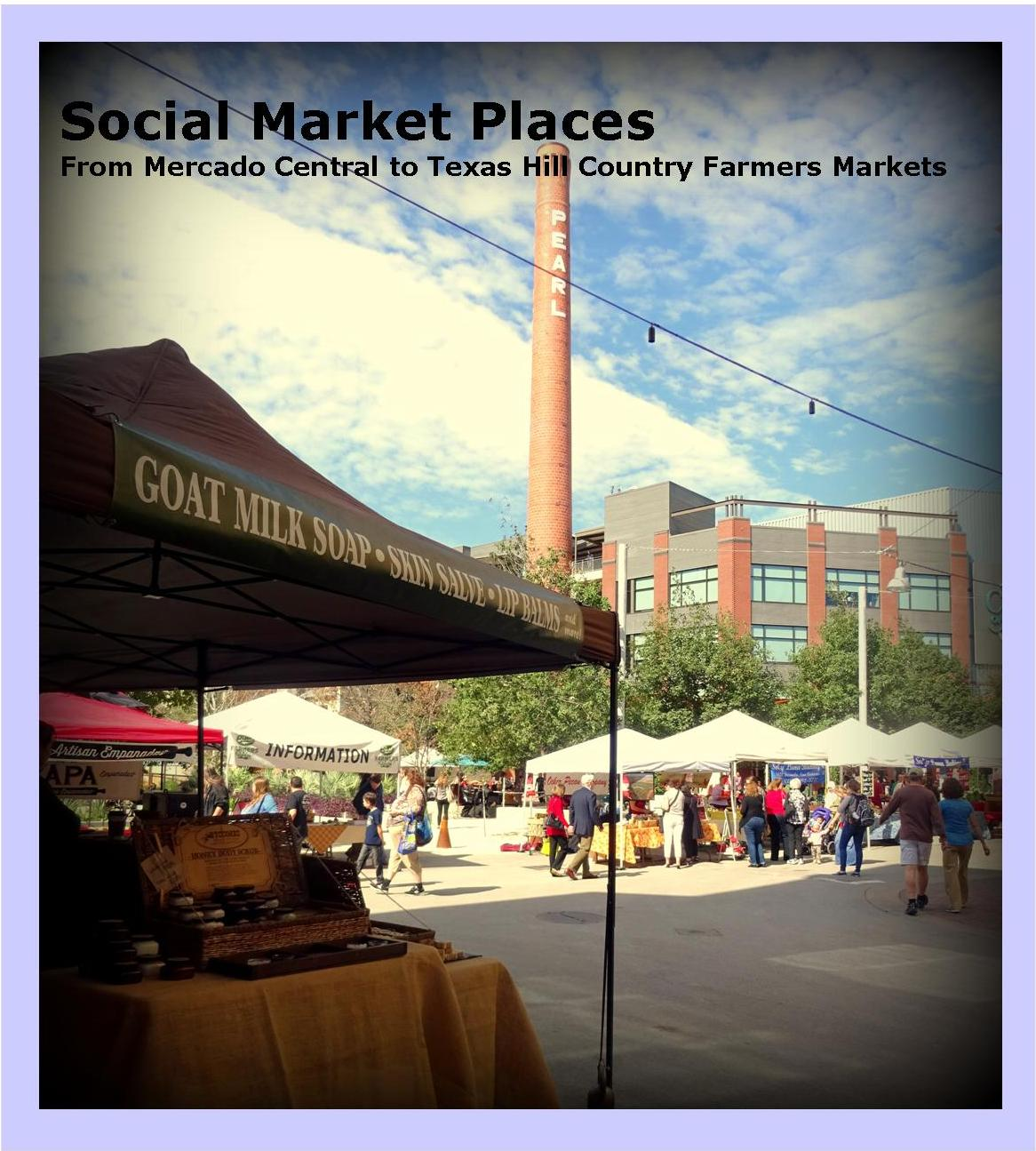 Texas Hill Country Girlfriends Social Market Places