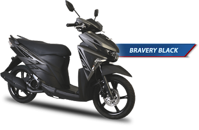 New Yamaha Soul GT 125 Blue Core