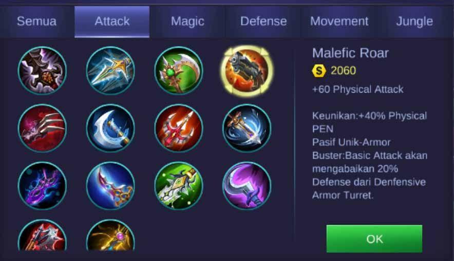 Counter Blade Armor