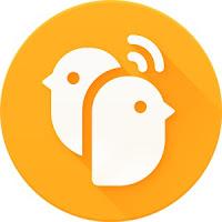 Android, communication, Réseaux sociaux