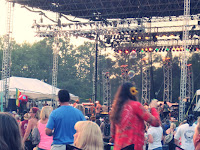 wanee music festival stage - Wanee Music Festival & One Happy Camper