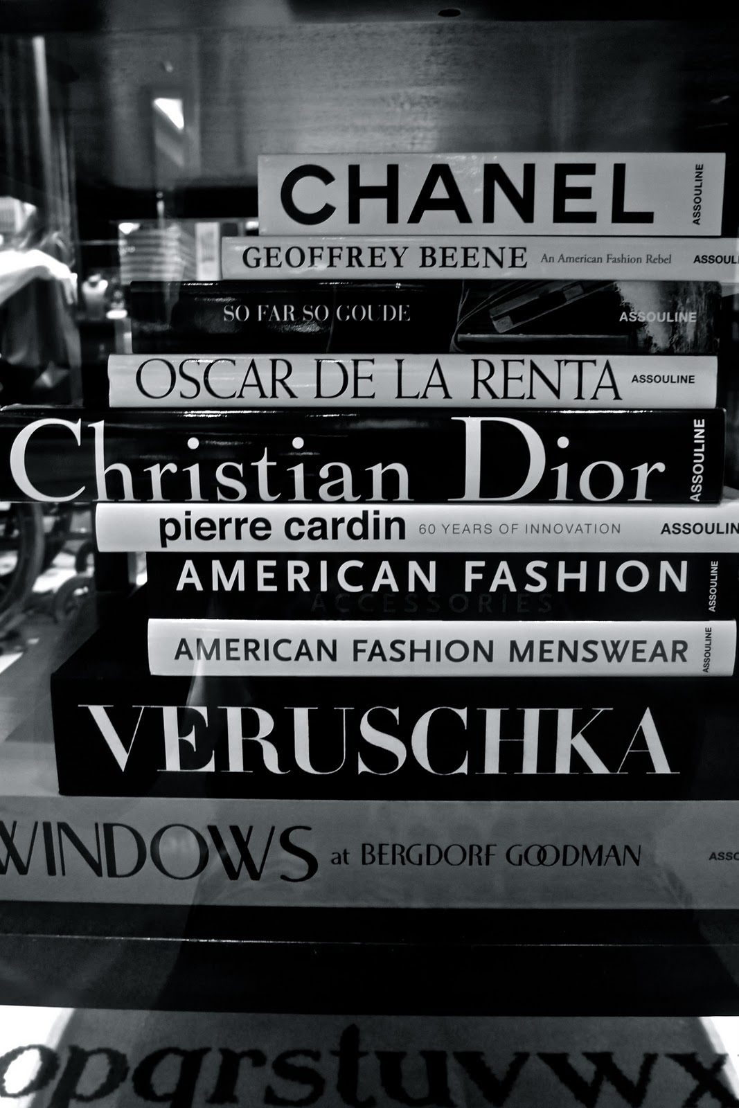 Fashion + Books = Inspiration