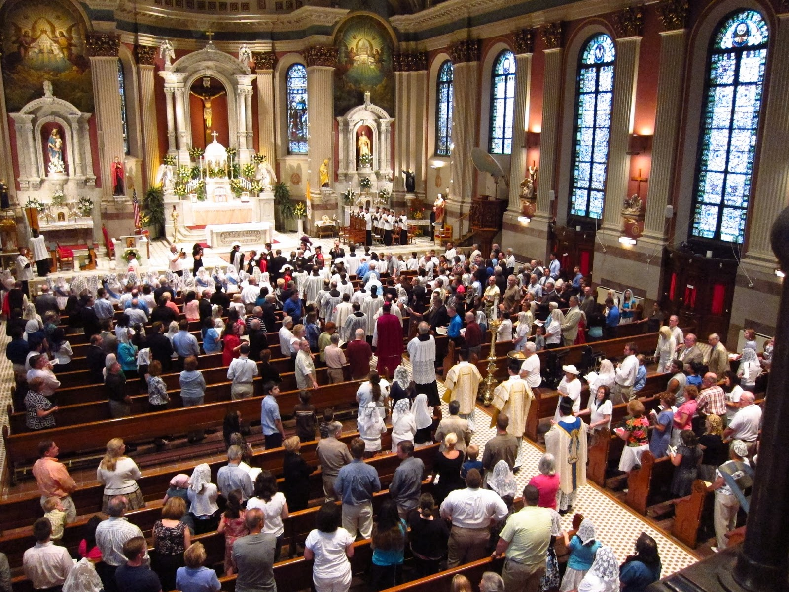 The 20 Types Of People You Ll Meet At Mass Which One Are