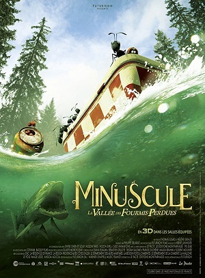 Minúsculos - O Filme Filmes Torrent Download capa