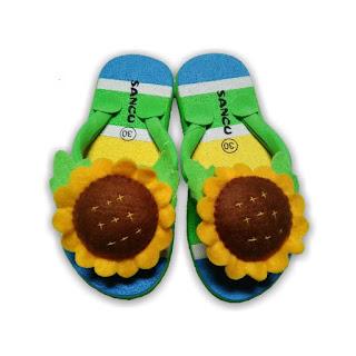 Sandal Boncu, grosir sandal boneka, sandal sancu boneka