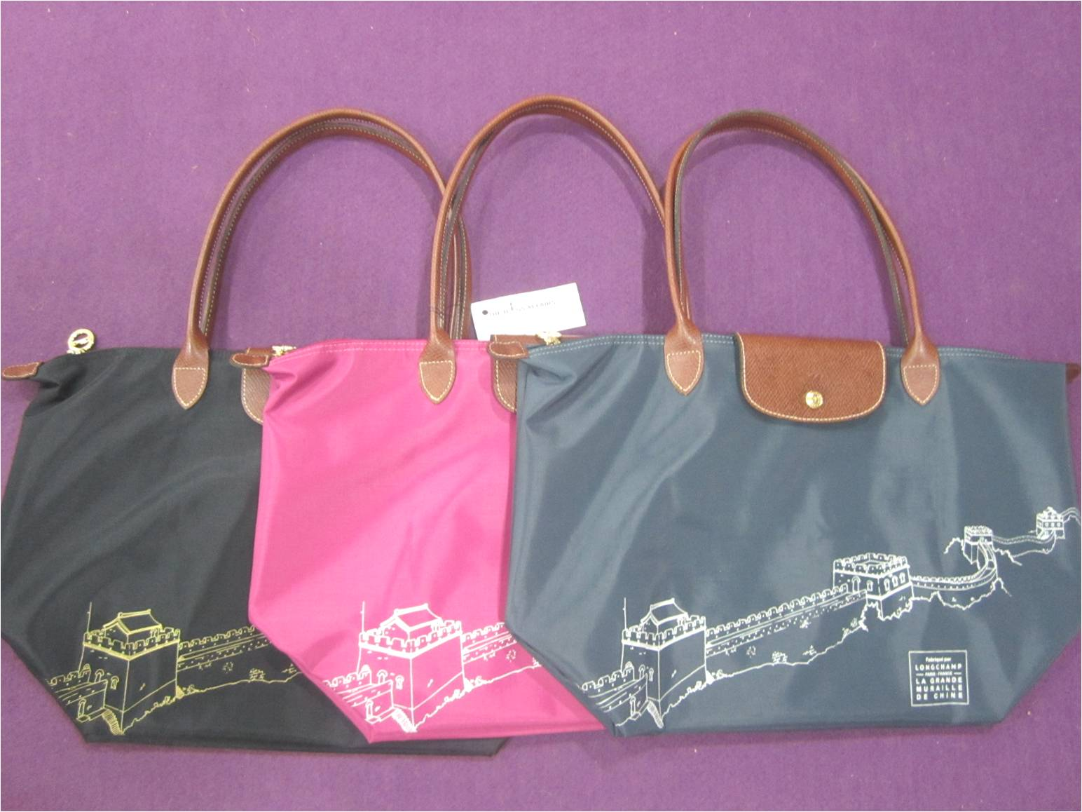 The Bags Affairs Satisfy Your Lust For Designer Bags Longchamp Limited Edition