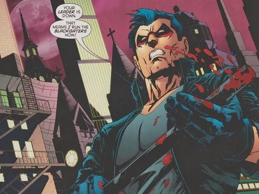 Jason Todd X Vigilante Reader