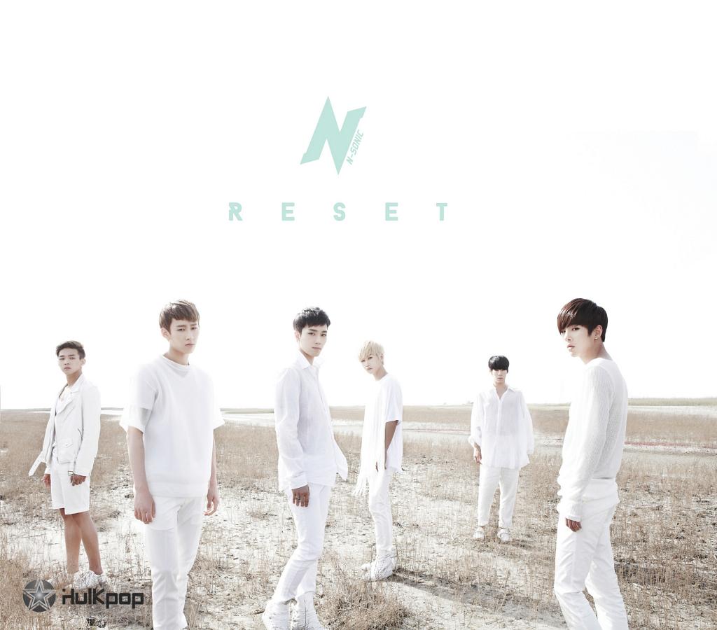 N-Sonic – Reset – EP