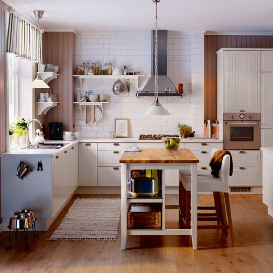 Ikea Kitches: 海外のおしゃれなキッチンインテリア