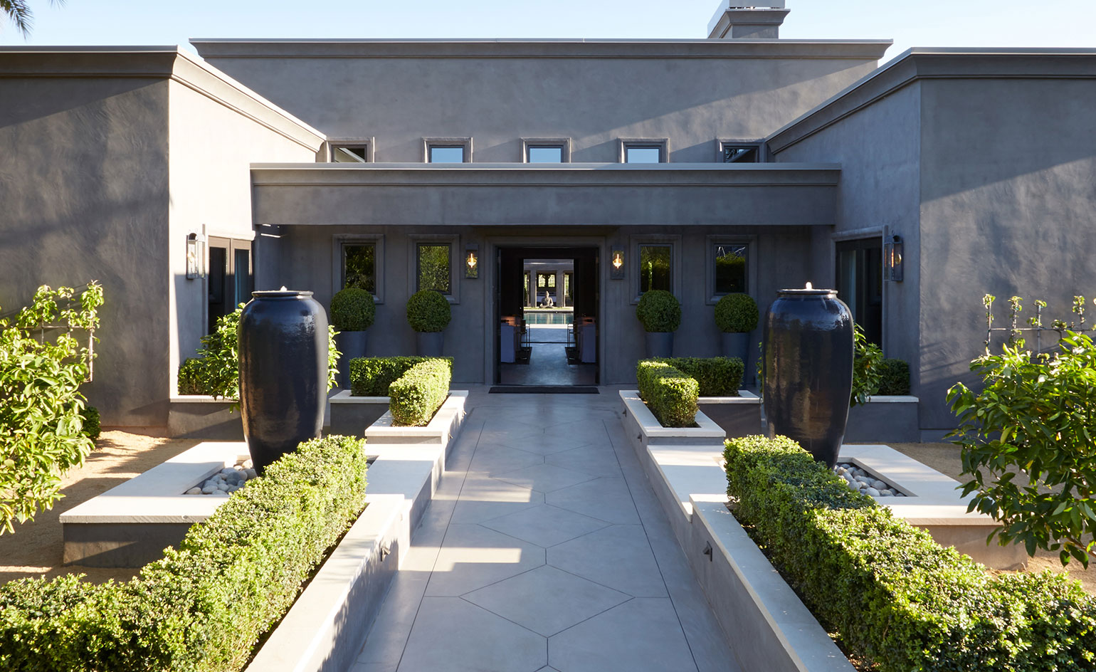 Restoration Hardware Show House Eight Palms