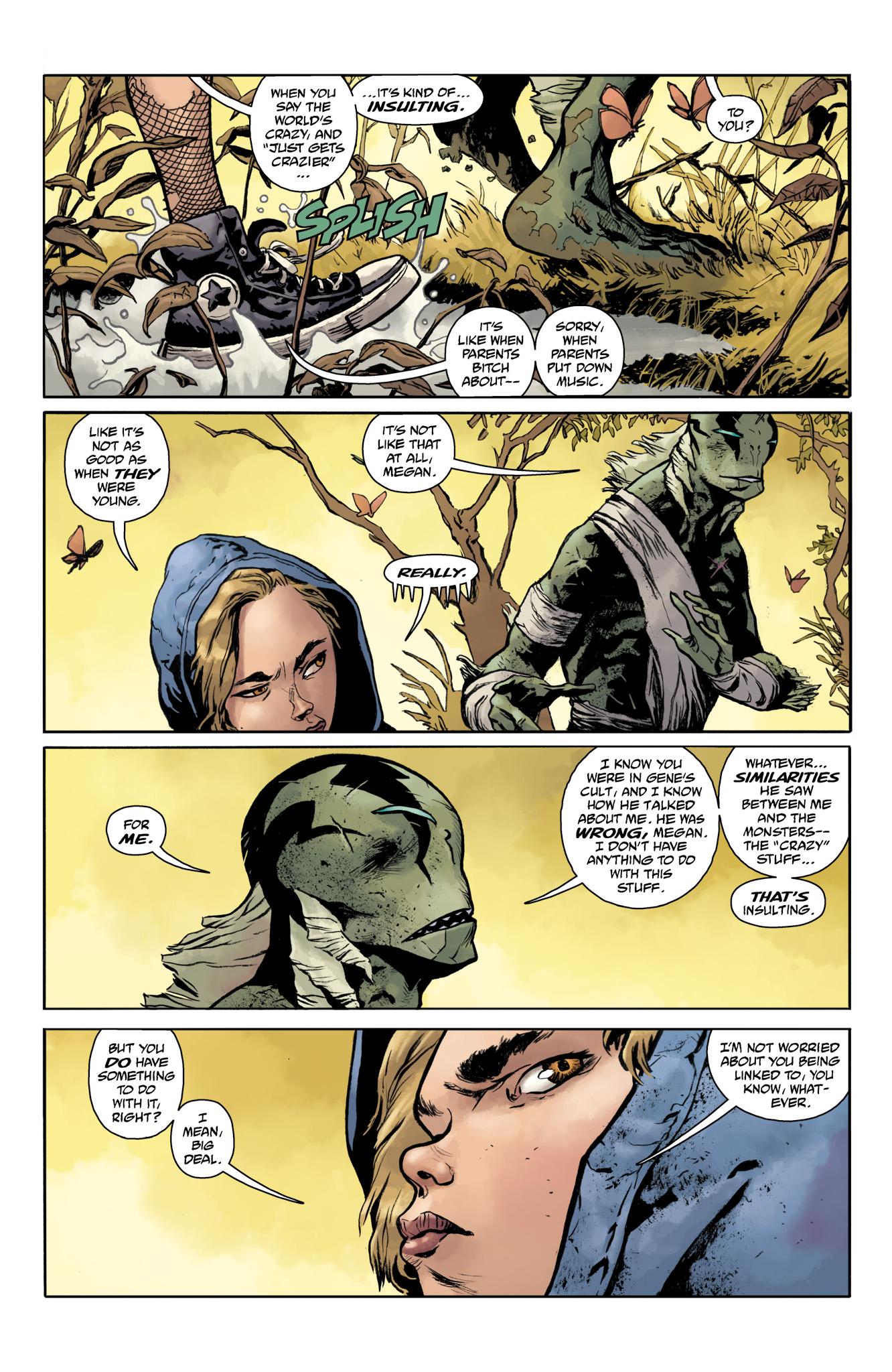 Read online Abe Sapien comic -  Issue #20 - 12