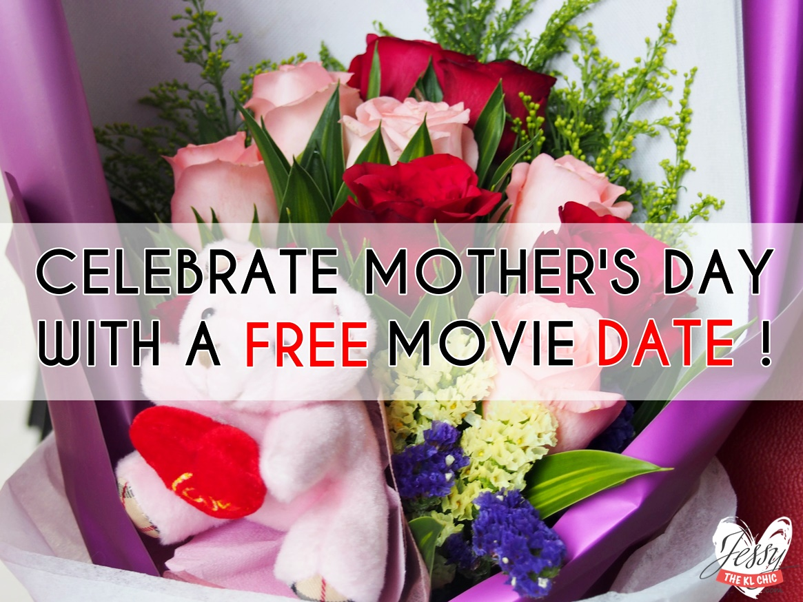Bring Your Mom Out For A Free Movie Date