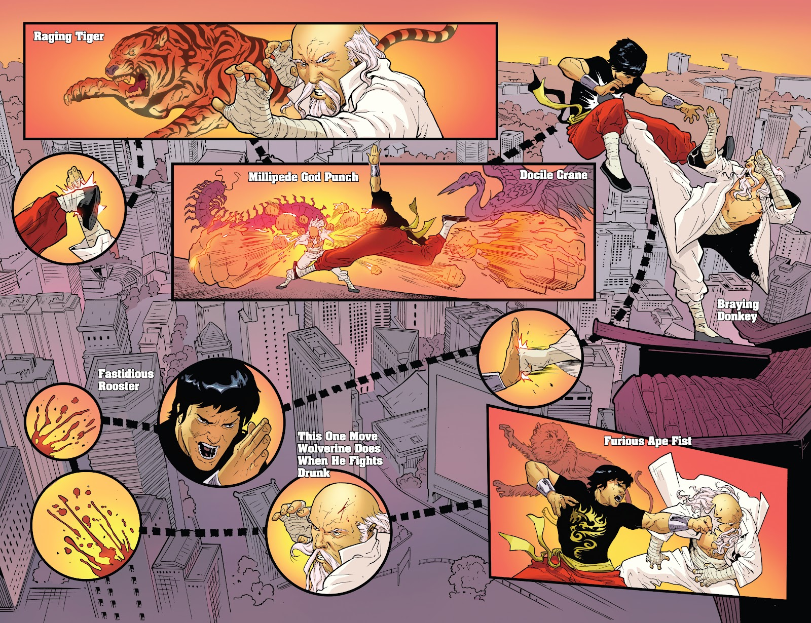 Read online Bizarre Adventures (2019) comic -  Issue # Full - 17