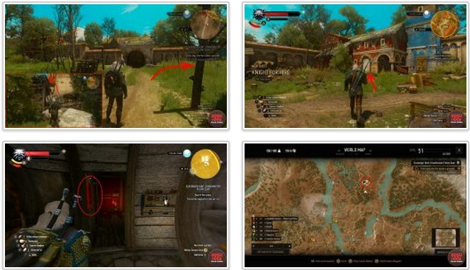 The Witcher 3 Guides: Oktober 2016