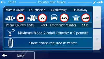 (figura 4: Informações de rodovia)