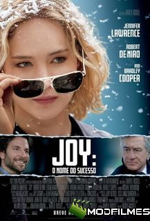 Capa do Filme Joy: O Nome do Sucesso
