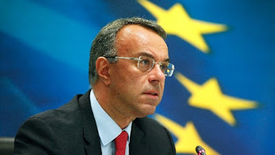 Χρ. Σταϊκούρας: Η ύφεση θα είναι παροδική, και το β' εξάμηνο θα έχει θετικά χαρακτηριστικά