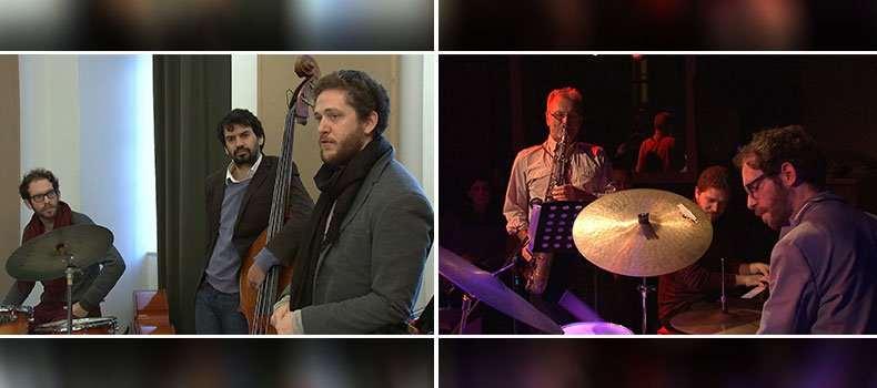 Ντοκιμαντέρ στην ΕΡΤ2 για τα 20 χρόνια της Jazz στο Ιόνιο Πανεπιστήμιο (Κέρκυρα)