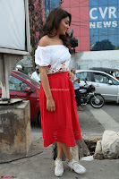 Shriya Saran looks super cute in off shoulder top and Red Skirt ~  Exclusive Celebrities Galleries 073.JPG