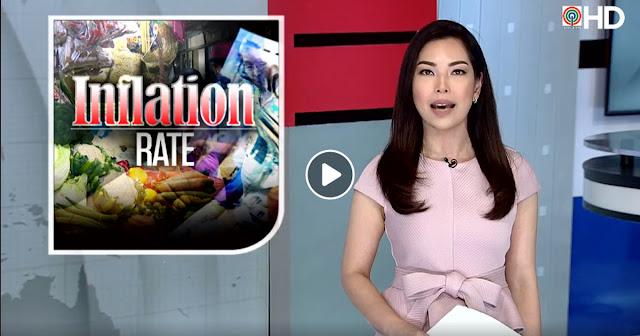 WATCH: Inflation rate nagtala ng pinaka mataas na antas sa loob ng higit limang taon.