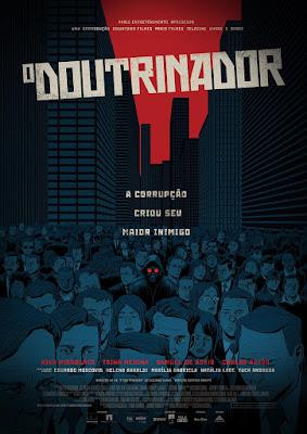 O Doutrinador - cartaz Marcelo Costa - Divulgação