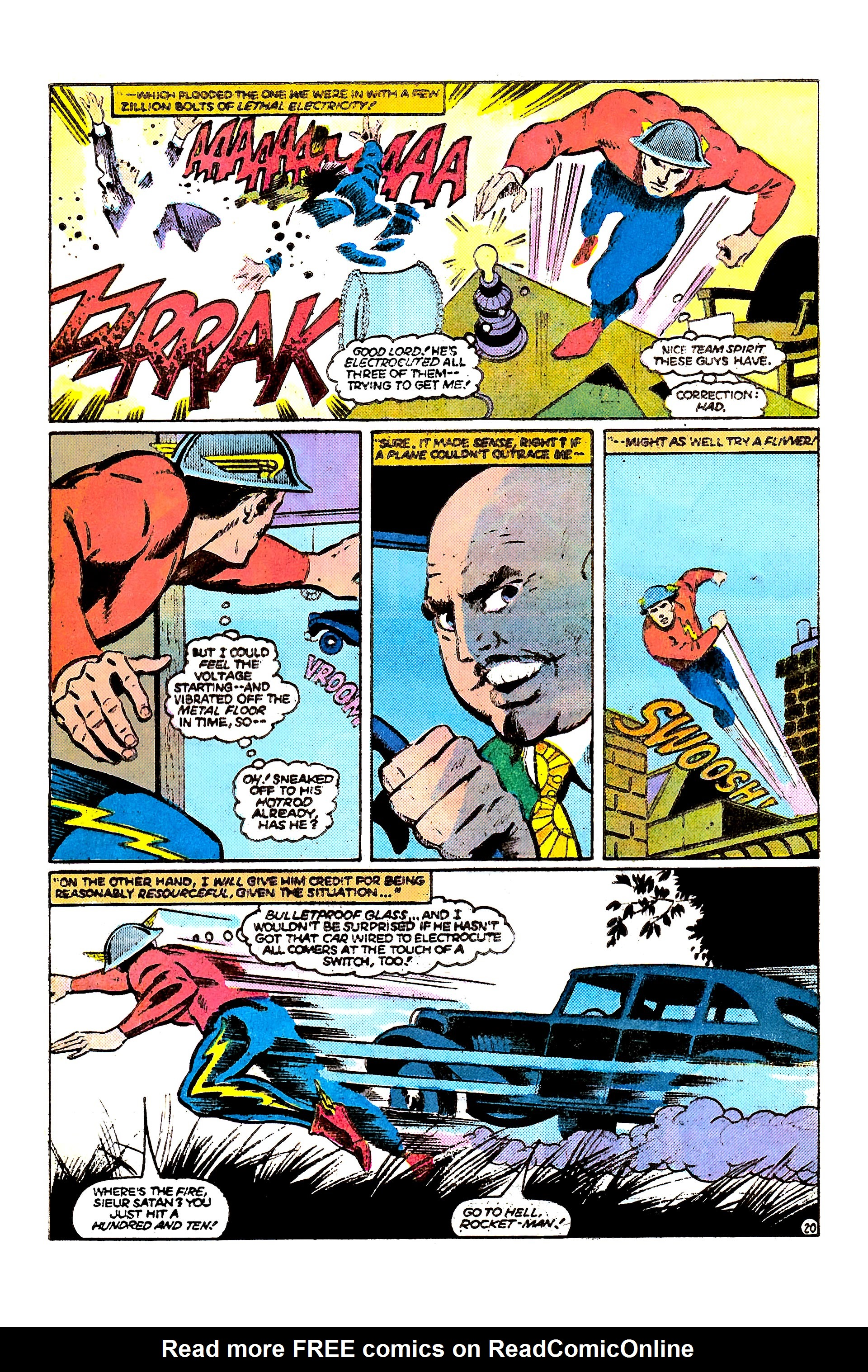 Read online Secret Origins (1986) comic -  Issue #9 - 47